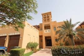 فیلا في الفرجان - دبي ستايل الفرجان 3 غرف 3700000 درهم - 5247681