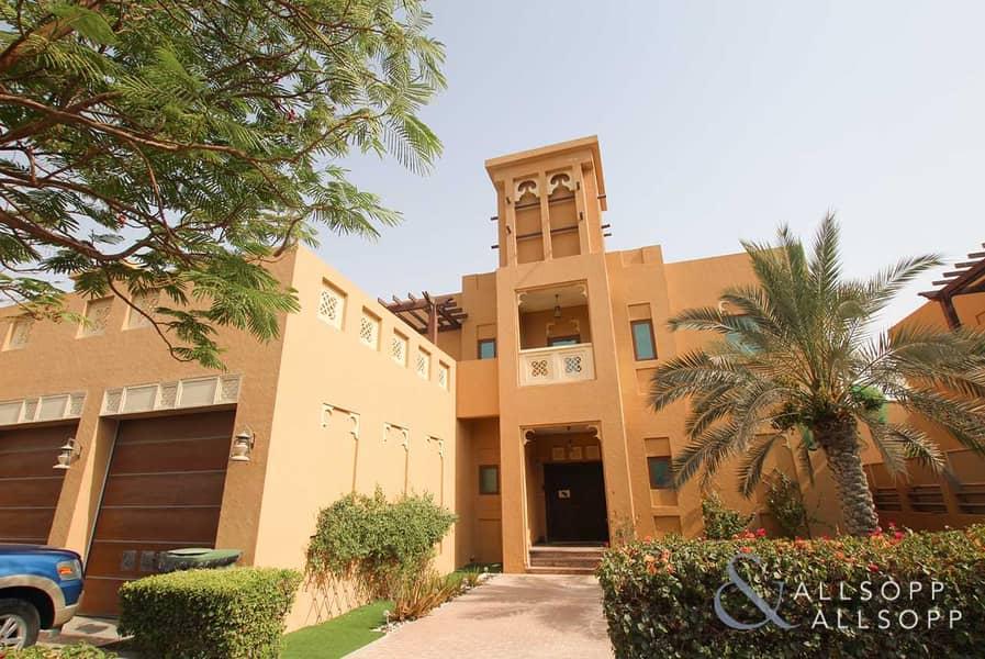 3 Bed Villa | Dubai Style | Coming Vacant