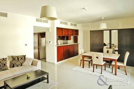 فلیٹ 1 غرفة نوم للبيع في ذا فيوز، دبي - Exclusive | Largest Unit Type | 1 Bedroom