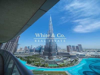 بنتهاوس 3 غرف نوم للبيع في وسط مدينة دبي، دبي - Penthouse | Rented | 3 Bedrooms