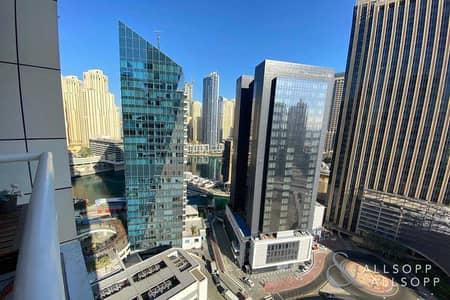 فلیٹ 1 غرفة نوم للبيع في دبي مارينا، دبي - 1 Bed | Large Balcony | 1.5 Baths | Modern