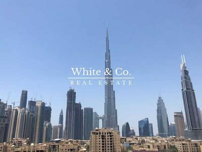 فلیٹ 2 غرفة نوم للبيع في وسط مدينة دبي، دبي - Burj-Old Town View | Investment Deal