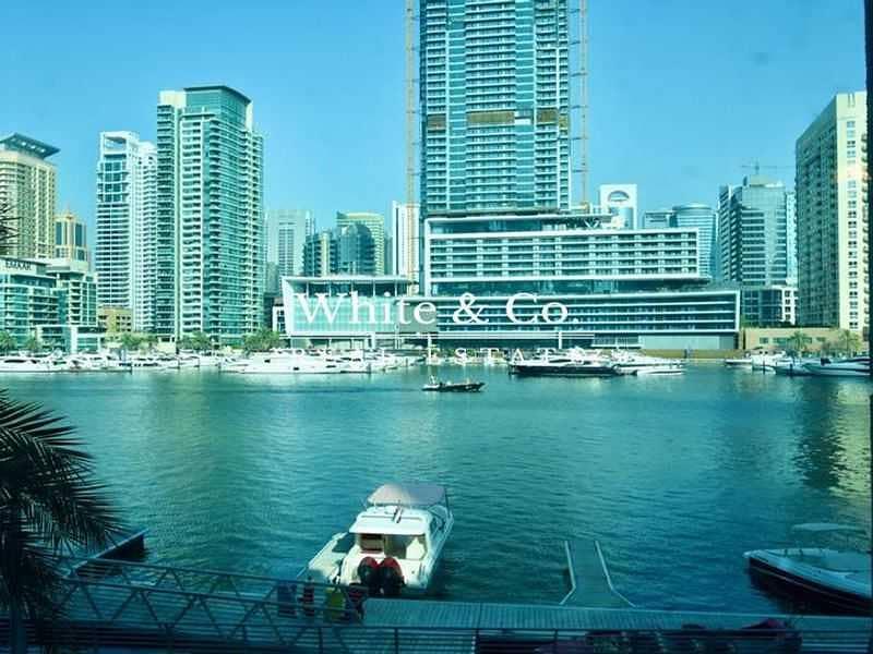 Ground Floor | Quick Marina Access | Big terrace