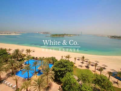 1 Bedroom Apartment for Rent in Palm Jumeirah, Dubai - Stunning view | Fully furnished | Shoreline