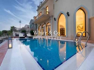 فیلا 5 غرف نوم للايجار في نخلة جميرا، دبي - ALL BILLS INCLUSIVE / BEACHFRONT / DONT MISS OUT