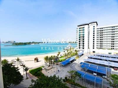 فلیٹ 1 غرفة نوم للبيع في نخلة جميرا، دبي - Mid Floor | Vacant Now | Sea Views