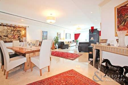 فلیٹ 3 غرف نوم للبيع في دبي مارينا، دبي - Sea Views | Rare 02 Layout | 3 Bed + Maid