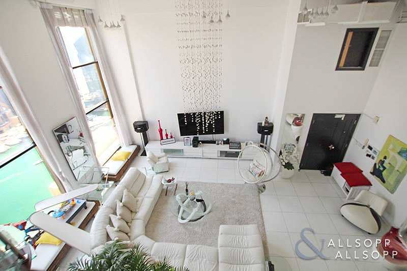 Upgraded 2 Bed Duplex | Full Marina Views