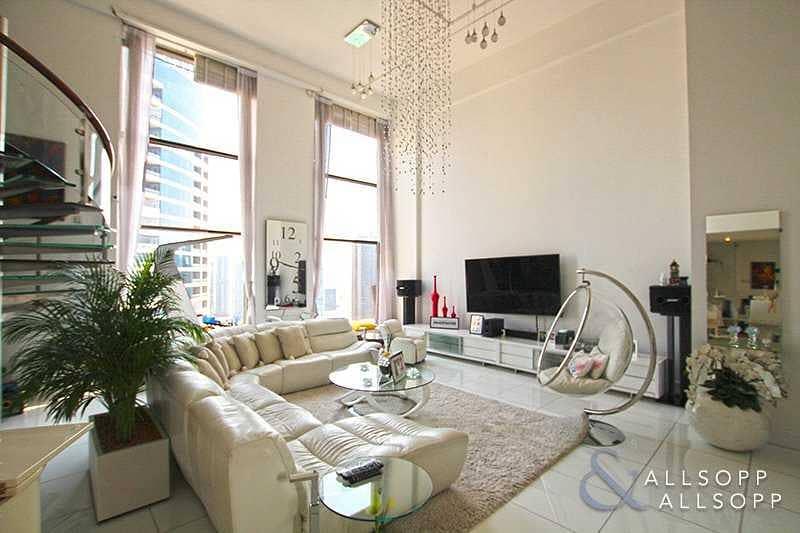 2 Upgraded 2 Bed Duplex | Full Marina Views