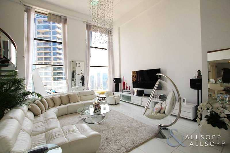 14 Upgraded 2 Bed Duplex | Full Marina Views