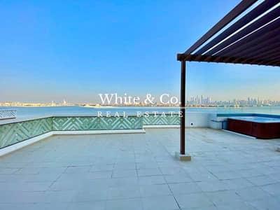 فیلا 6 غرف نوم للايجار في نخلة جميرا، دبي - POINTE FOUNTAIN VIEW   FULLY UPGRADED   CINEMA