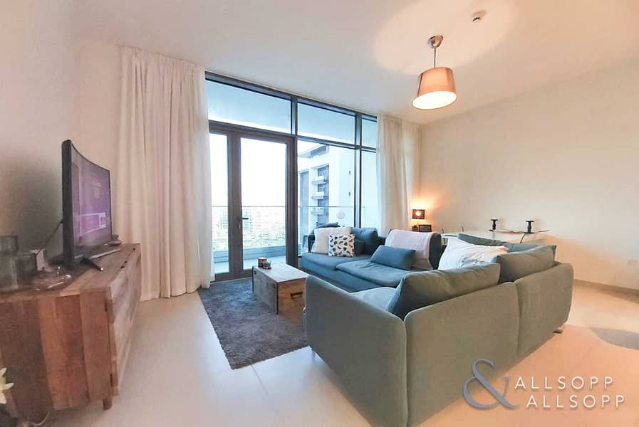 3 Bedroom | Pool and Park View | Available