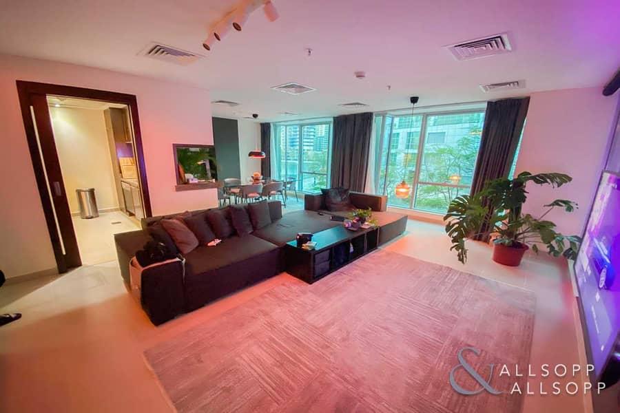 2 Low Floor | Emaar | Two Bedroom | Rented