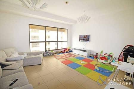 فلیٹ 3 غرف نوم للبيع في جميرا بيتش ريزيدنس، دبي - Three Bedroom | Mid Floor | Large Layout