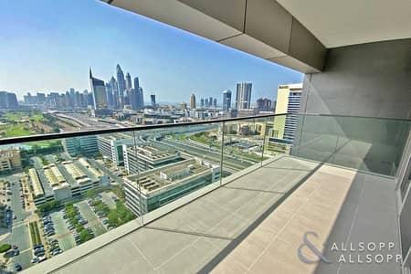 فلیٹ 2 غرفة نوم للبيع في الروضة، دبي - 2 Bed | Golf Course & Marina Views | VOT