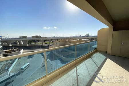 2 Bedroom Flat for Sale in Dubai Marina, Dubai - 2 Beds Plus Study   Large Layout   Rented