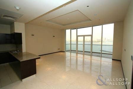 فلیٹ 1 غرفة نوم للبيع في نخلة جميرا، دبي - 1 Bedroom | Full Sea View | New to Market
