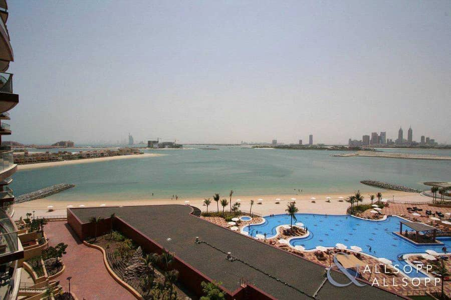 2 1 Bedroom   Full Sea View   New to Market