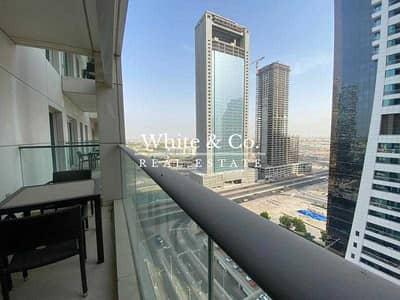فلیٹ 2 غرفة نوم للايجار في أبراج بحيرات الجميرا، دبي - Fully furnished | 2 bedroom | Modern finish
