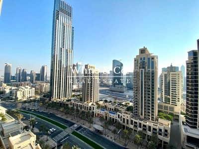 استوديو  للبيع في وسط مدينة دبي، دبي - MOTIVATED SELLER   BLVD VIEW   Mid Floor