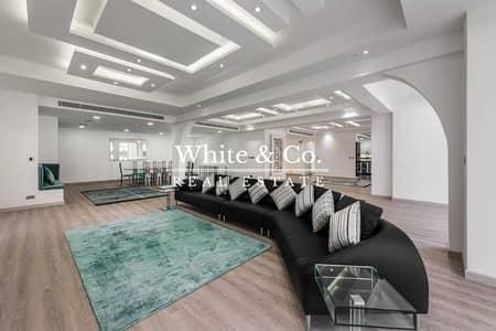 5 Bedroom Villa for Sale in Dubai Marina, Dubai - Luxury Upgrading - Largest Marina Villa- x4 Floors