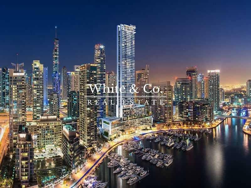 2 Genuine Resale - Top Floor Penthouse - Marina View