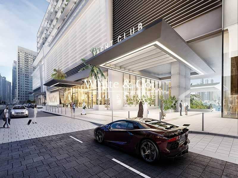 10 Genuine Resale - Top Floor Penthouse - Marina View