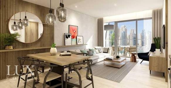 2 Bedroom Flat for Sale in Dubai Marina, Dubai - Full marina view. Best 2BR type in Bldg