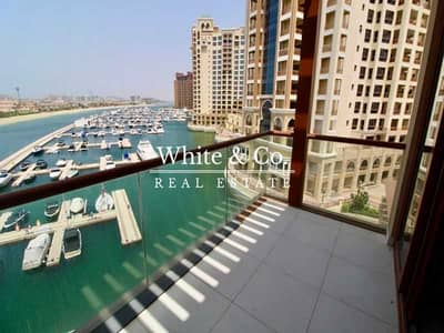 استوديو  للايجار في نخلة جميرا، دبي - Available NOW | Furnished/Unfurnished| Marina View