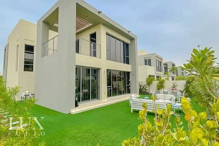فیلا 4 غرف نوم للبيع في دبي هيلز استيت، دبي - RealListing  Corner Plot   Fantastic Location