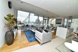 شقة في بناية الشقق 8 بلوواترز ريزيدينسز جزيرة بلوواترز 3 غرف 5999999 درهم - 5184729