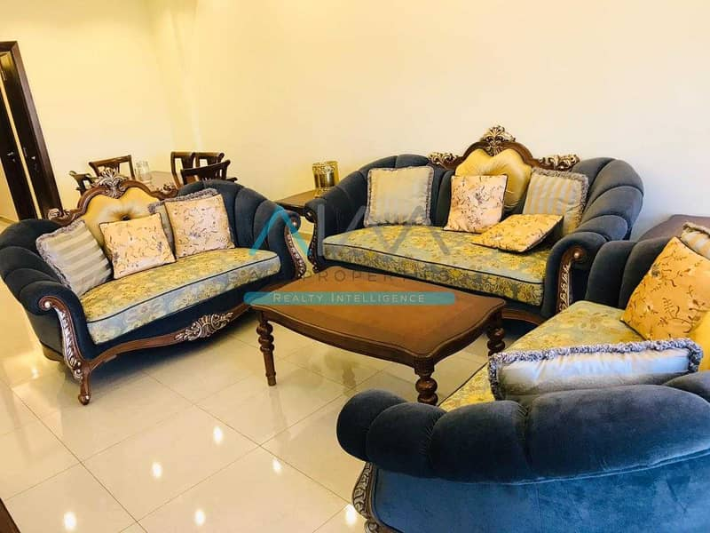 2 Fully-Furnished_1Bedroom+Laundry Room_Only@50K