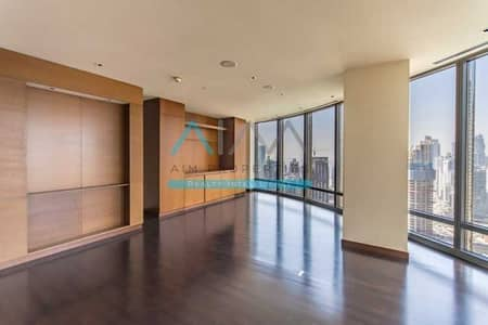 Floor for Sale in Downtown Dubai, Dubai - INVESTORS DEAL HALF FLOOR IN BURJ KHALIFA-DOWNTOWN
