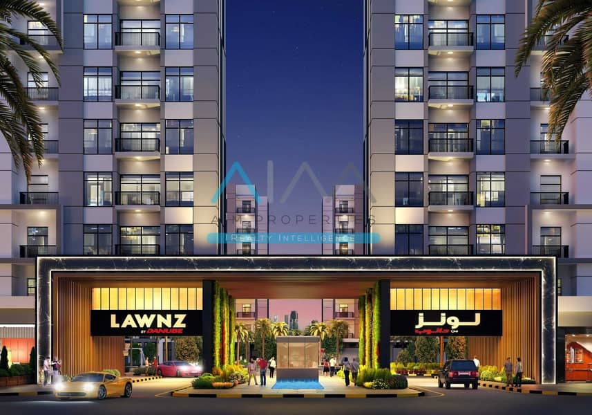 10 1BR Residential w/ Payment Plan   Full facilities   Lifestyle ready