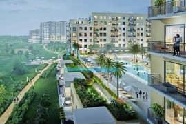 شقة في غولف فيوز إعمار الجنوب دبي الجنوب 1 غرف 28000 درهم - 5200306