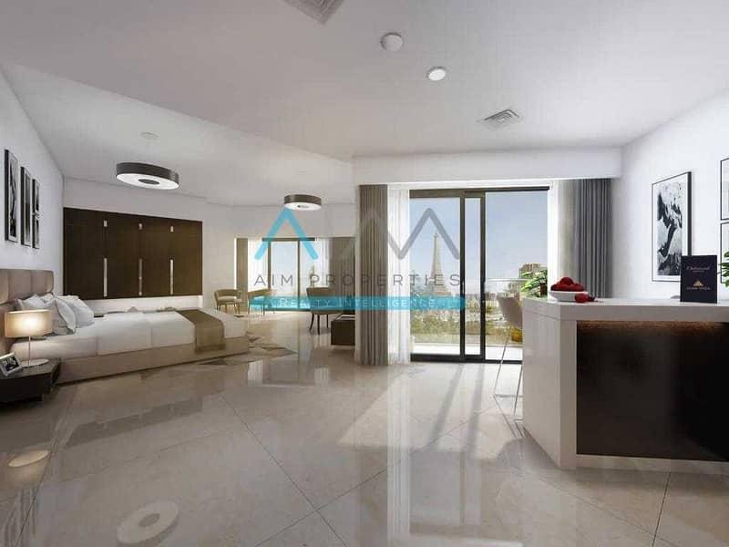 شقة في فالكون سيتي أوف وندرز دبي لاند 1 غرف 1082000 درهم - 5192318