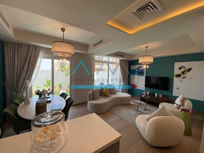 JUST CAVALLI | Branded 3 Bedroom Villa | Payment Plan | Damac Hills 2