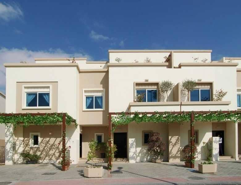 Villa In Arabian Community ready to move.