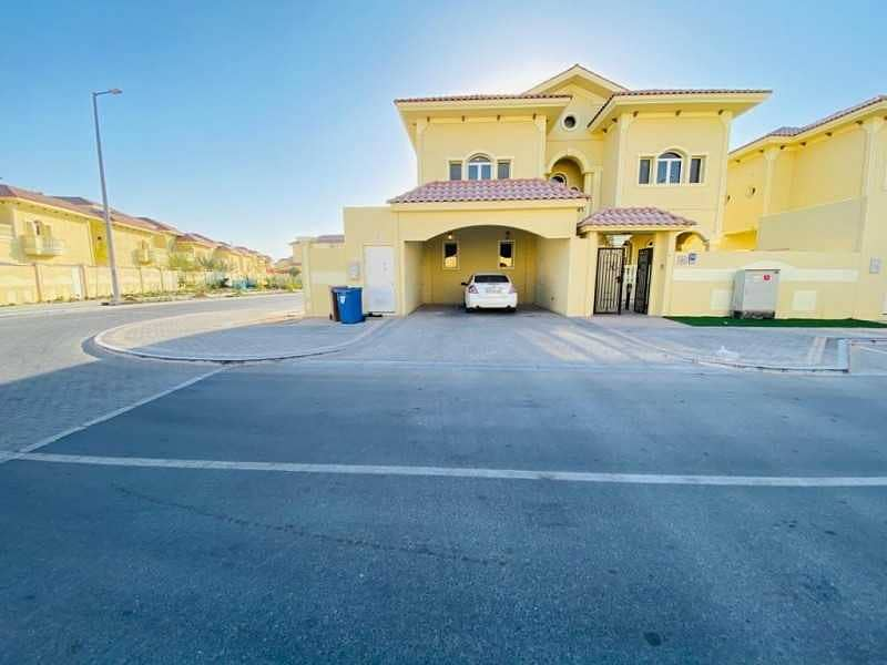 Brand New 4BR Villa with a Driver's Room