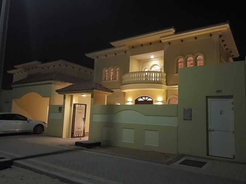 2 Brand New 4BR Villa with a Driver's Room