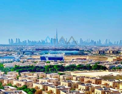 3 Bedroom Apartment for Sale in Dubai Silicon Oasis, Dubai - Burj Khalifa View 3 Bedroom Duplex With Amazing Interior Design