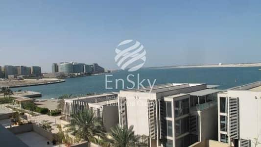 4 Bedroom Villa for Sale in Al Raha Beach, Abu Dhabi - Sea Facing Podium Villa Available Now For Sale.