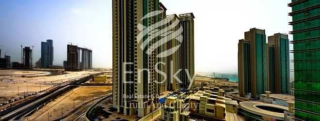 11 Huge 2 Bedroom Apartment Available in Marina Square.