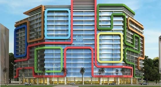 Studio for Sale in Dubai Silicon Oasis, Dubai - The Bigest Studio in Silicon Oasis / Free hold
