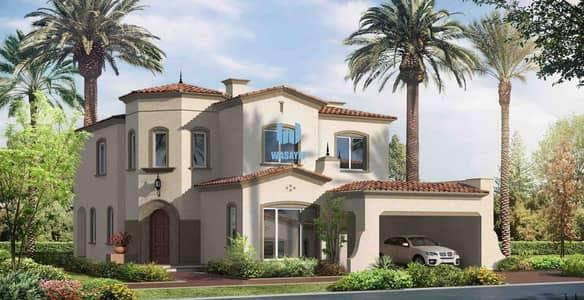 فیلا 7 غرف نوم للبيع في المرابع العربية، دبي - Spacious Independent Villa - 7 bedroom + Study + Maids + 2 Kitchens | Ready with 3 year Post Handover Plan