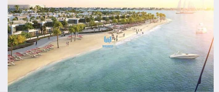 4 Bedroom Villa for Sale in Mina Al Arab, Ras Al Khaimah - Beach Front  4 Bed Room Villa   7 Years PP   Free Hold 