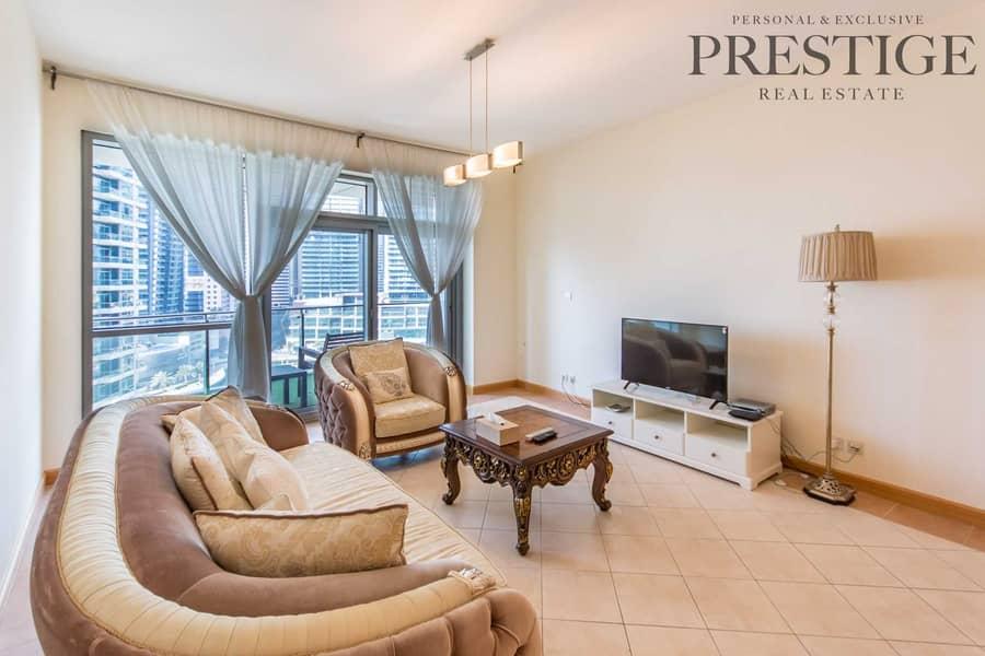 2 Marina View | High-Floor | 3 Bed