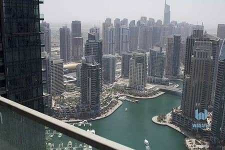 3 Bedroom Penthouse for Sale in Dubai Marina, Dubai - Dubai Marina 3 bedrooms apartment with a breathtaking view!!