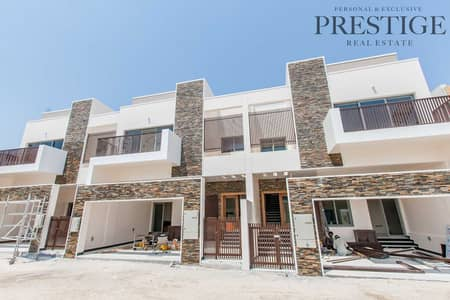 5 Bedroom Townhouse for Sale in Al Furjan, Dubai - 5 Bedroom Large | Brand New Townhouse | Park