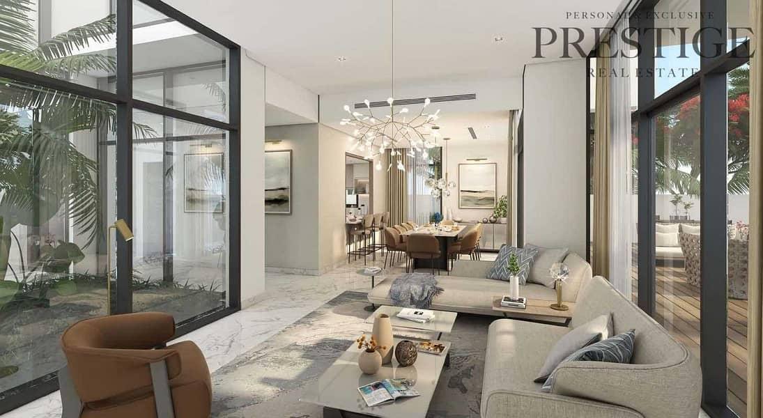 4 Beds Large Villa | corner plot | Murooj Al Furjan